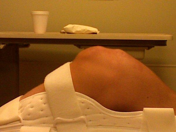 Side Shot - Knee